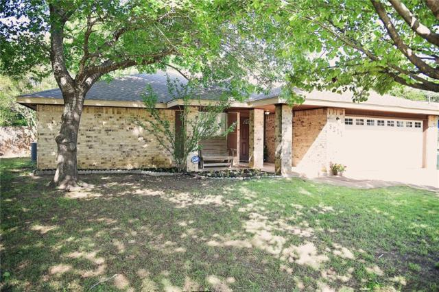 3211 Buffalo Springs Trl, Georgetown, TX 78628 (#2907356) :: The Gregory Group