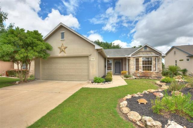 143 Blazing Star Dr, Georgetown, TX 78633 (#2909589) :: The Perry Henderson Group at Berkshire Hathaway Texas Realty