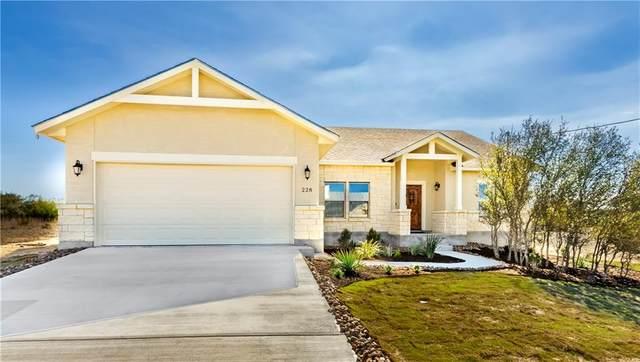 228 Hiram Cook, Blanco, TX 78606 (#2910788) :: Douglas Residential