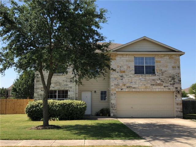315 Phillips St, Hutto, TX 78634 (#2913004) :: Douglas Residential