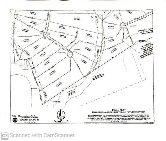 00 River Shoals Lot 117 Dr, Kempner, TX 76539 (MLS #2922323) :: Vista Real Estate