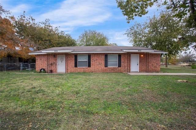 144 S Compton St, Bartlett, TX 76511 (#2953347) :: Papasan Real Estate Team @ Keller Williams Realty