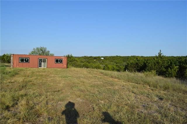 3930 County Road, Lampasas, TX 76550 (#2962011) :: Watters International