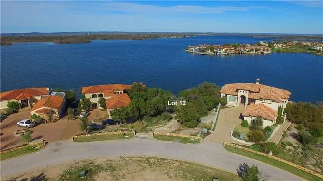 12 Lago Escondido, Horseshoe Bay, TX 78657 (#2967292) :: Ben Kinney Real Estate Team
