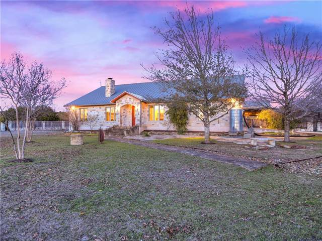 650 Old Red Ranch Rd, Dripping Springs, TX 78620 (#2983093) :: The Perry Henderson Group at Berkshire Hathaway Texas Realty