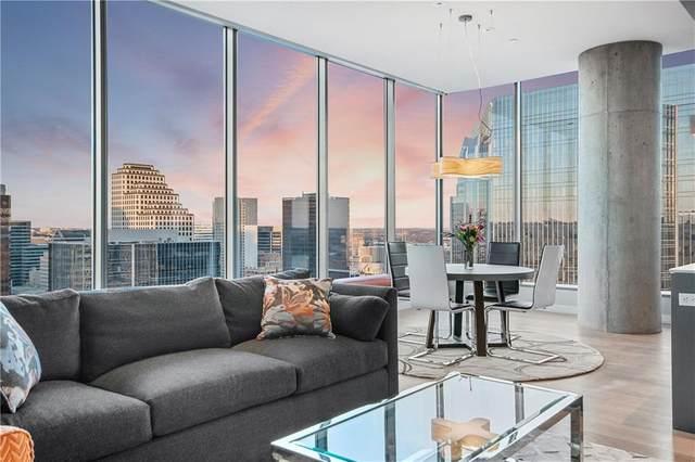210 Lavaca St #2312, Austin, TX 78701 (#2985333) :: Zina & Co. Real Estate