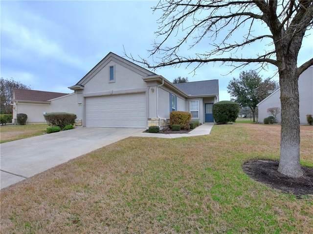 228 Crockett Loop, Georgetown, TX 78633 (MLS #2987351) :: Brautigan Realty