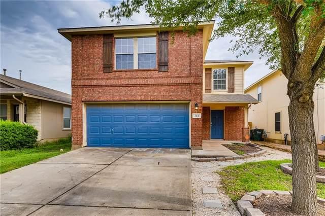 244 Jack Rabbit Ln, Buda, TX 78610 (#2996543) :: Azuri Group   All City Real Estate