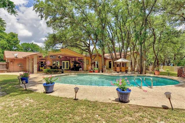 11801 Mustang Chase, Austin, TX 78727 (#3001451) :: The Perry Henderson Group at Berkshire Hathaway Texas Realty