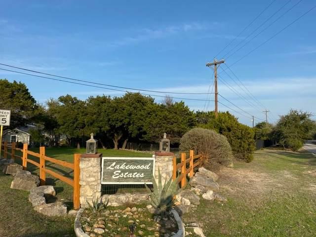 810 & 814 Johnson Way, Spicewood, TX 78669 (#3007160) :: R3 Marketing Group