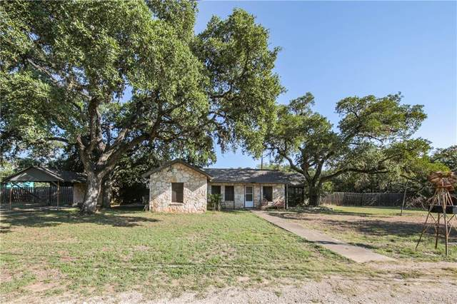 400 Lange Rd, Wimberley, TX 78676 (#3007758) :: RE/MAX IDEAL REALTY