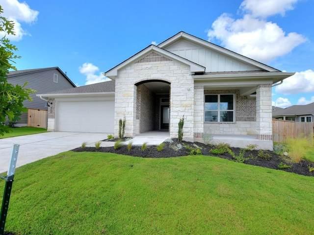 160 Samuel Blair Pass, Bastrop, TX 78602 (#3025570) :: Papasan Real Estate Team @ Keller Williams Realty
