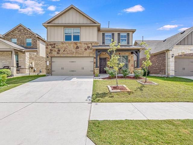 114 Methodius Dr, Hutto, TX 78634 (#3028627) :: The Summers Group