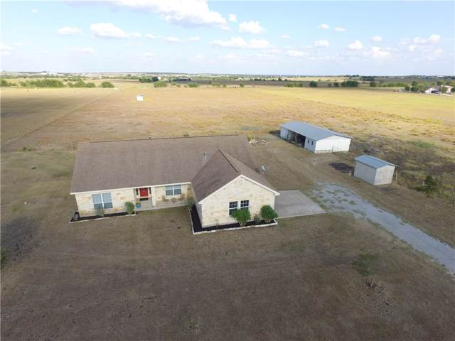 455 Little Rd, Jarrell, TX 76537 (#3055615) :: The Perry Henderson Group at Berkshire Hathaway Texas Realty