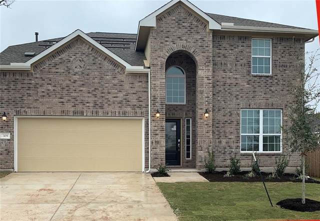 104 Krupp Ave, Liberty Hill, TX 78642 (MLS #3056450) :: Brautigan Realty