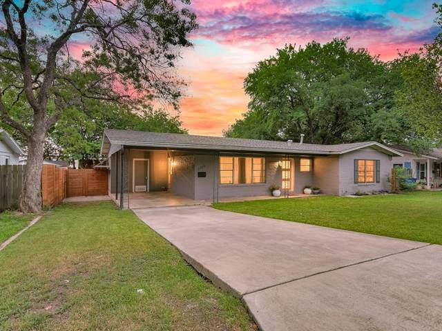 3305 Westland Dr, Austin, TX 78704 (#3056826) :: The Summers Group