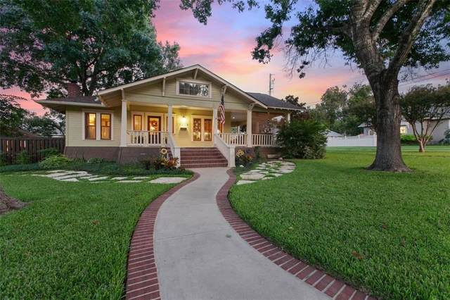 1009 S Elm St, Georgetown, TX 78626 (#3089973) :: Front Real Estate Co.