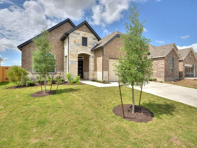 105 Docking Iron Dr, Hutto, TX 78634 (#3095956) :: Papasan Real Estate Team @ Keller Williams Realty