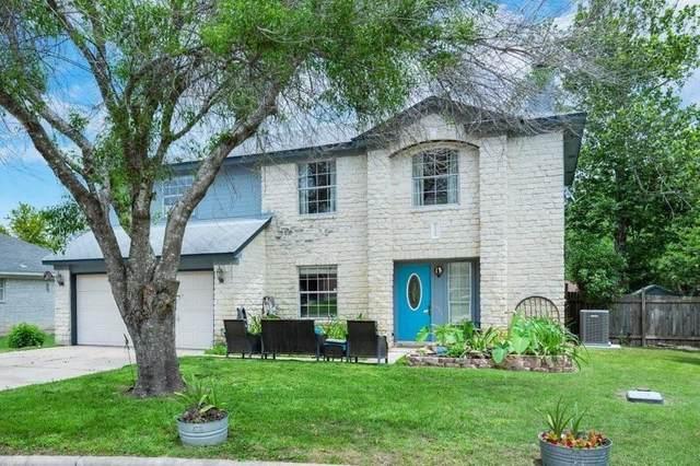 20805 Jumpers Delight Ln, Pflugerville, TX 78660 (#3096706) :: Papasan Real Estate Team @ Keller Williams Realty