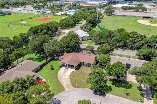 1306 Glenda Dr A&B, Round Rock, TX 78681 (#3099463) :: Papasan Real Estate Team @ Keller Williams Realty