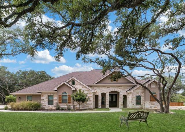 110 Las Nueves Dr, Blanco, TX 78606 (#3138482) :: The Perry Henderson Group at Berkshire Hathaway Texas Realty