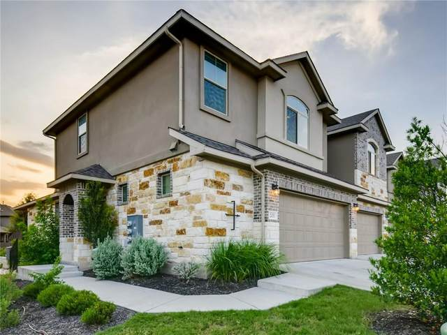2880 Donnell Dr #201, Round Rock, TX 78664 (#3144925) :: Resident Realty