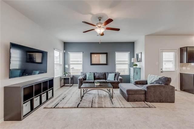 263 Circle Way, Jarrell, TX 76537 (#3148732) :: Papasan Real Estate Team @ Keller Williams Realty