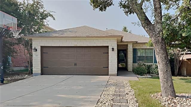 260 Caddo Lake Dr, Georgetown, TX 78628 (#3166431) :: Watters International