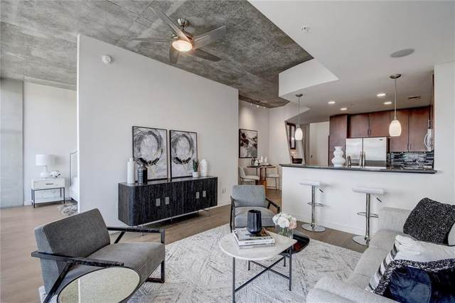 360 Nueces St #4107, Austin, TX 78701 (#3178422) :: Azuri Group | All City Real Estate