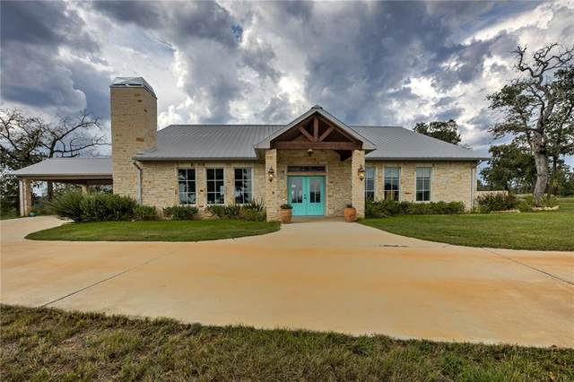 2198 Sandy Ranch Rd, Harwood, TX 78632 (#3198487) :: Lauren McCoy with David Brodsky Properties