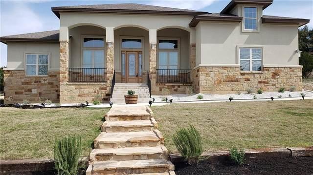 21208 Oak Dale Dr, Lago Vista, TX 78645 (#3202621) :: All City Real Estate