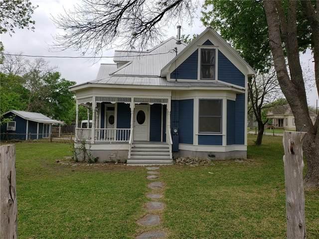 203 W Walnut St, Pflugerville, TX 78660 (#3205495) :: Ben Kinney Real Estate Team