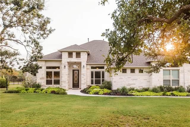 3201 Whitt Park Path, Leander, TX 78641 (#3208608) :: Papasan Real Estate Team @ Keller Williams Realty