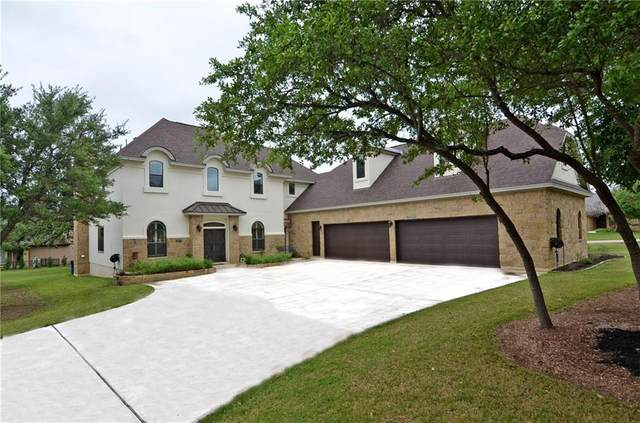 101 Big Horn Cv, Liberty Hill, TX 78642 (#3209856) :: Lancashire Group at Keller Williams Realty