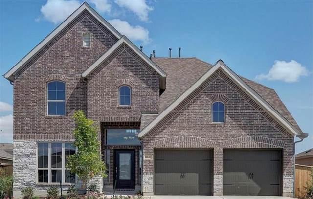 11820 Emerald Springs, Manor, TX 78653 (#3210927) :: Papasan Real Estate Team @ Keller Williams Realty