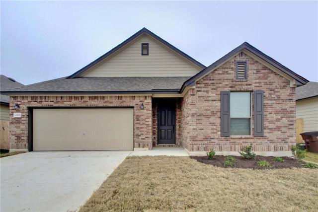 12313 Franklin D Roosevelt St, Manor, TX 78653 (#3212274) :: The Heyl Group at Keller Williams