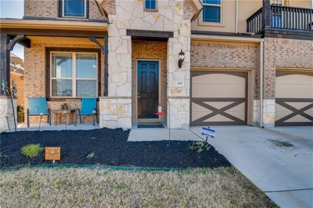 307 Tascate St, Georgetown, TX 78628 (#3215574) :: Papasan Real Estate Team @ Keller Williams Realty
