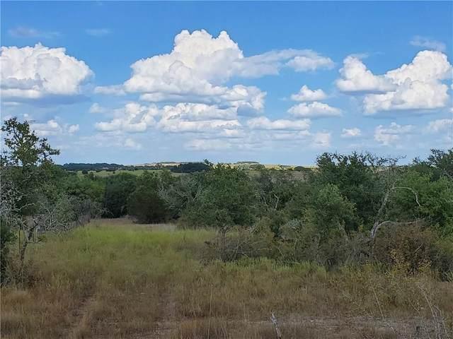 Lot 51 Hilltop Springs Ranch, Lampasas, TX 76539 (#3216721) :: Green City Realty