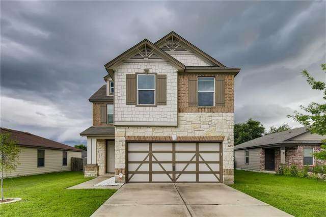 605 Big Bend Trl, Taylor, TX 76574 (#3218709) :: The Perry Henderson Group at Berkshire Hathaway Texas Realty