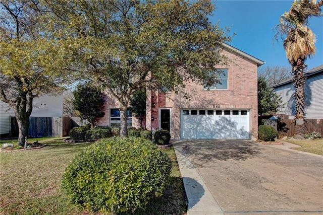 1130 Forest Bluff Trl, Round Rock, TX 78665 (#3224948) :: RE/MAX Capital City