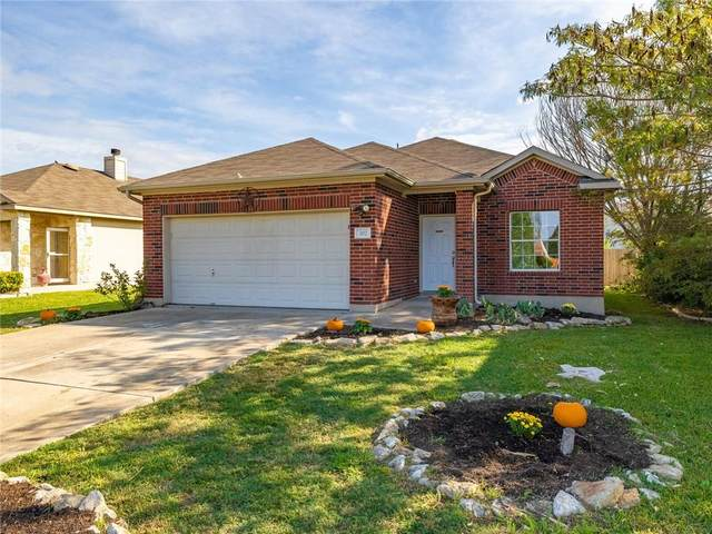 202 Saul St, Hutto, TX 78634 (#3231010) :: The Perry Henderson Group at Berkshire Hathaway Texas Realty
