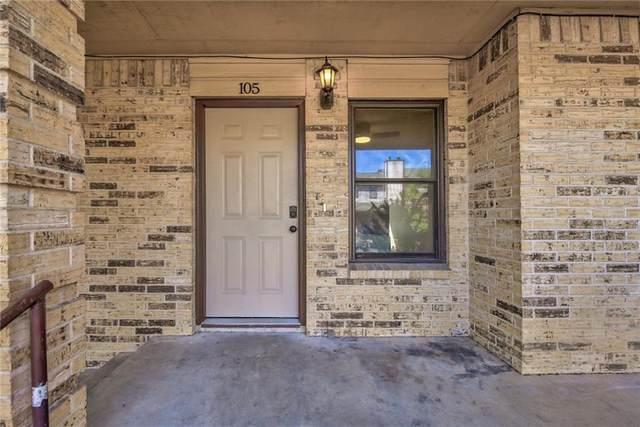 7800 Northcrest Blvd #105, Austin, TX 78752 (#3251188) :: Zina & Co. Real Estate