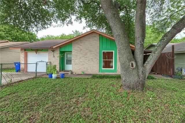 4504 Bucks Run, Austin, TX 78744 (#3266877) :: Front Real Estate Co.