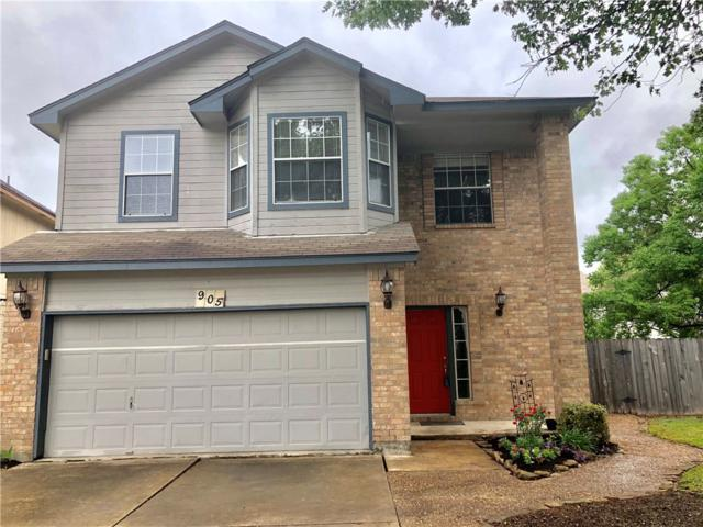 905 Isle Of Man Ct, Pflugerville, TX 78660 (#3270145) :: The Perry Henderson Group at Berkshire Hathaway Texas Realty