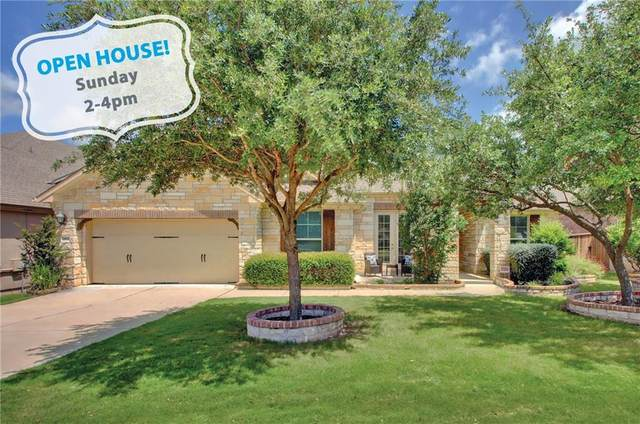 15808 Dink Pearson Ln, Austin, TX 78717 (#3280892) :: Realty Executives - Town & Country