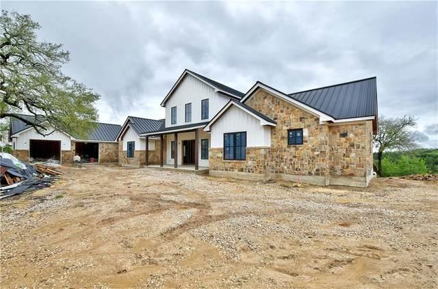 501 Mission Trl, Wimberley, TX 78676 (#3288498) :: Papasan Real Estate Team @ Keller Williams Realty