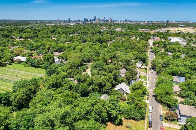 3409 Neal St Lot A, Austin, TX 78702 (#3293300) :: Realty Executives - Town & Country