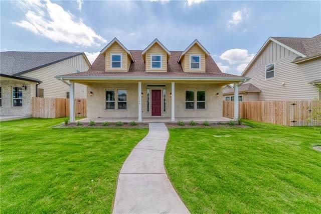1104 Railroad Ave, Georgetown, TX 78626 (#3313113) :: Papasan Real Estate Team @ Keller Williams Realty