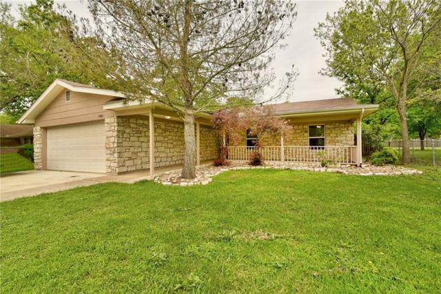 1906 Kent St, Taylor, TX 76574 (#3318173) :: Amanda Ponce Real Estate Team