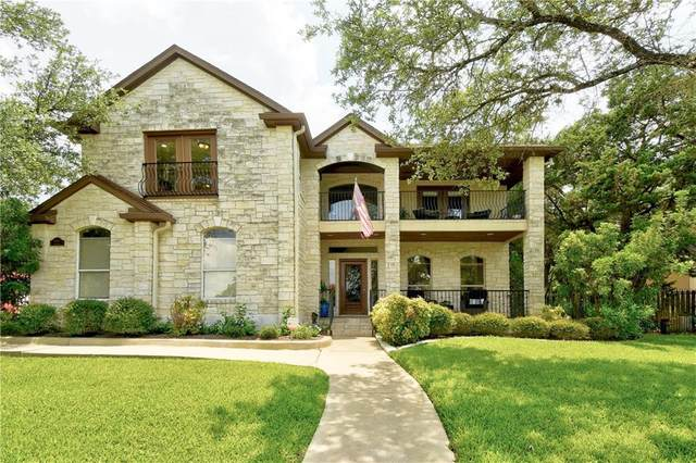 610 Dragon, Lakeway, TX 78734 (#3329613) :: The Summers Group